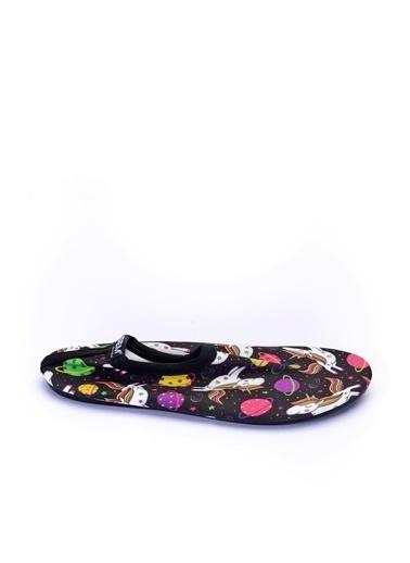 Esem ESEM SAVANA Deniz Ayakkabısı Çocuk Ayakkabı  Siyah